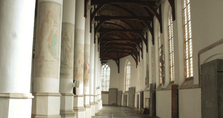 Martinikerk interieur